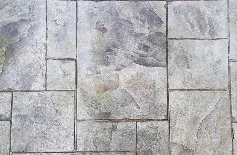 Concrete Pattern on Wall