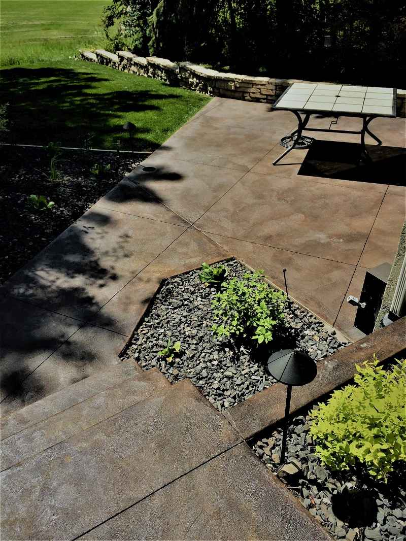 Decorative Concrete Calgary Alberta