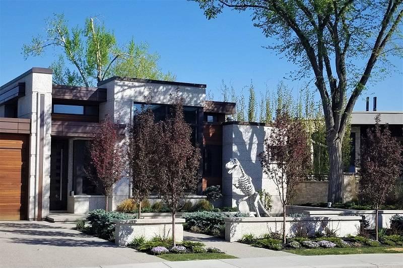 House front Concrete Design