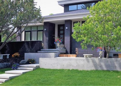 Contemporary Concrete Construction Calgary