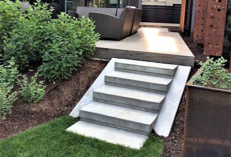 Contemporary Steps
