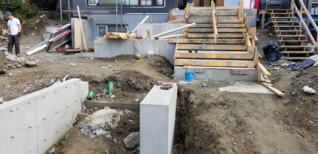 Building Concrete Walls