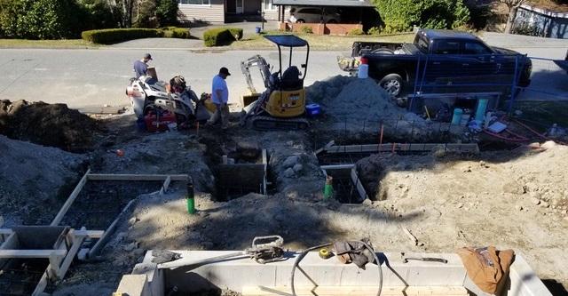 Men in Construction Site