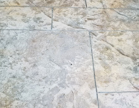 Natural Rock Colour Concrete