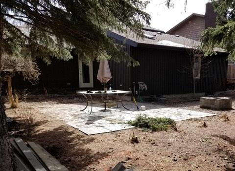 Backyard Soil Dirt